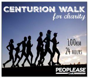 Centurion Walk Charity Image