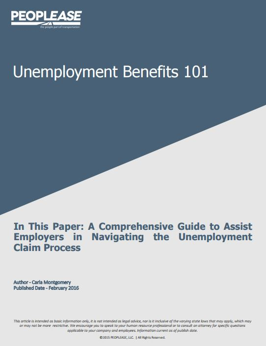 A Comprehensive Guide to Assist Employers in Navigating the Unemployment Claim Process