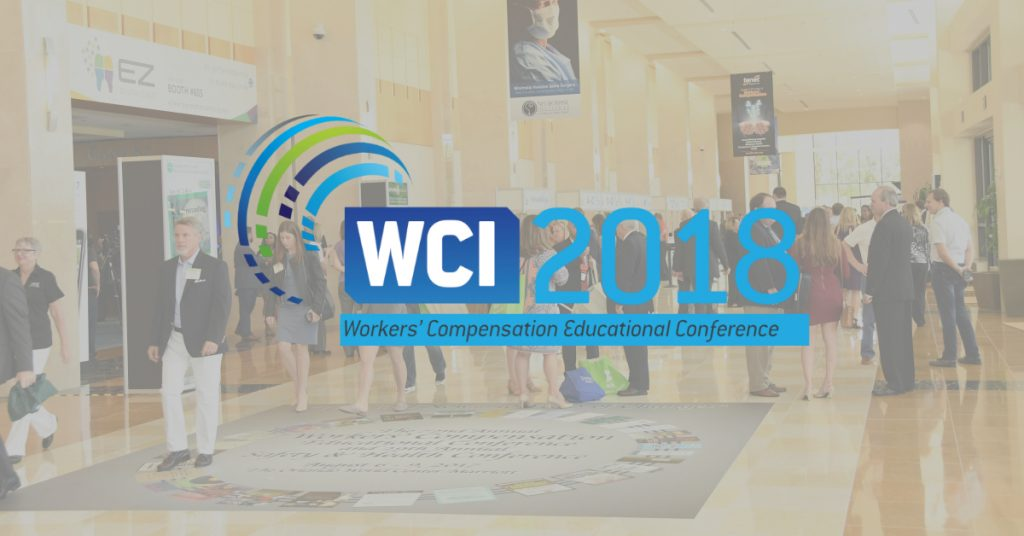 2018 Workers' Compensation Educational Conference